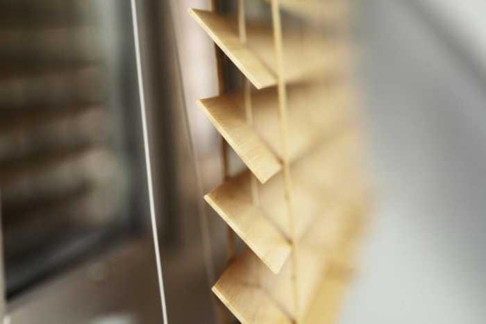 Качество деревянных жалюзи-1
